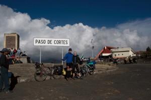 Paso del Cortéz 3700 mnm, Mexiko
