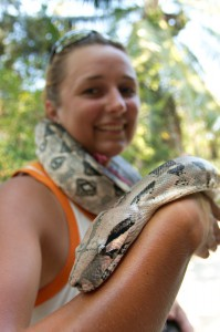 Had Boa, Belize ZOO