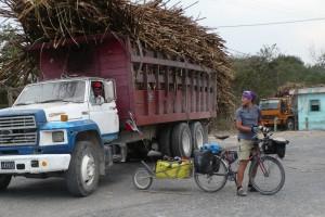 Prevažanie cukrovej trstiny, Belize