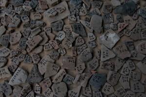 Puzzle pre archelologóv