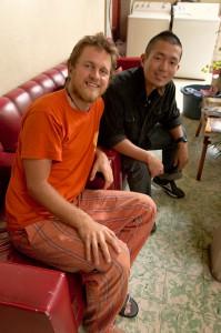 Kybi a Kokoro, stretnutie po 5 rokoch, Quetzaltenango, Guatemala