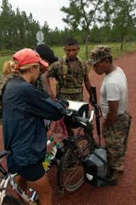 Vojenské stanovište, La Moskitia, Honduras