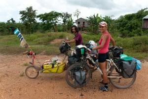 Klenet a Daša, RAAN, Nicaragua