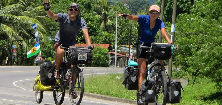 Bicyklovanie v Hondurase